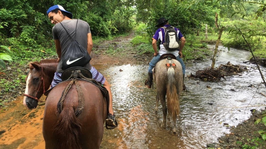 Rancho Quemado Development Association Jungle Horseback Ride in Rancho Quemado Rancho Quemado Costa Rica undefined