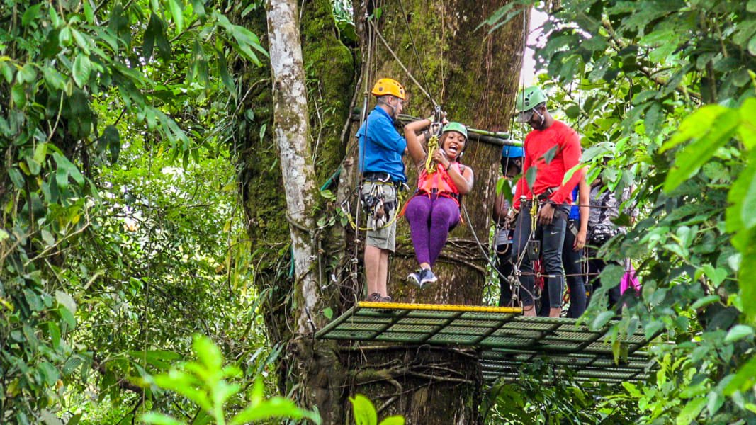 MARO Experiences Island Community, Volcanoes & Cloud Forests Zapotal to Chira Island to Monteverde to Arenal Costa Rica undefined