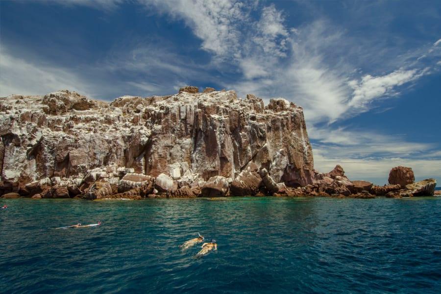 RED Travel Mexico Espíritu Santo Island Getaway La Paz Mexico Espíritu Santo Island Tour