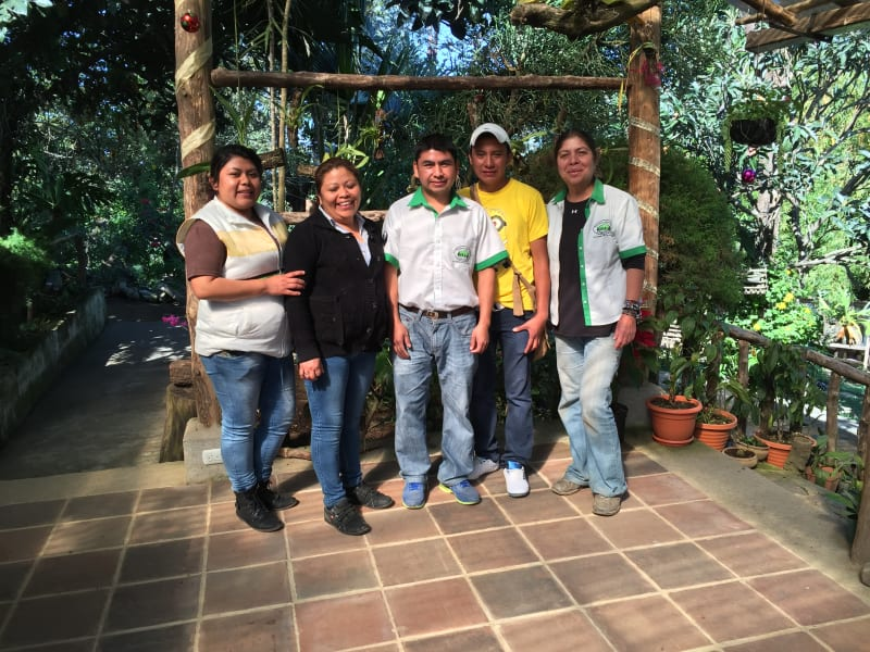 Senderos del Alto Cooperative Casa Xicaya Antigua Guatemala null