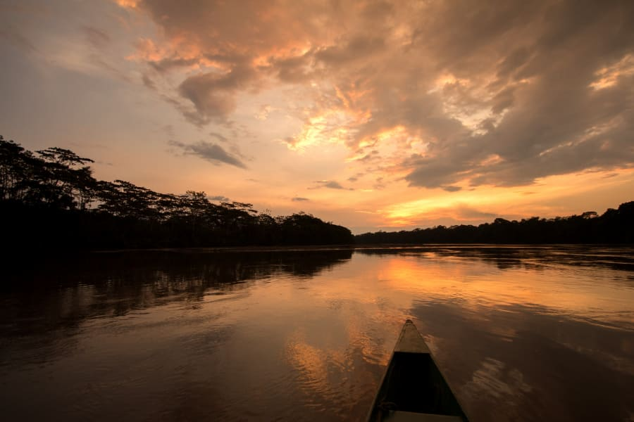 Kapawi Amazon Lodge Kapawi Lodge: Achuar Culture and Birding Safari Achuar Ecuador undefined