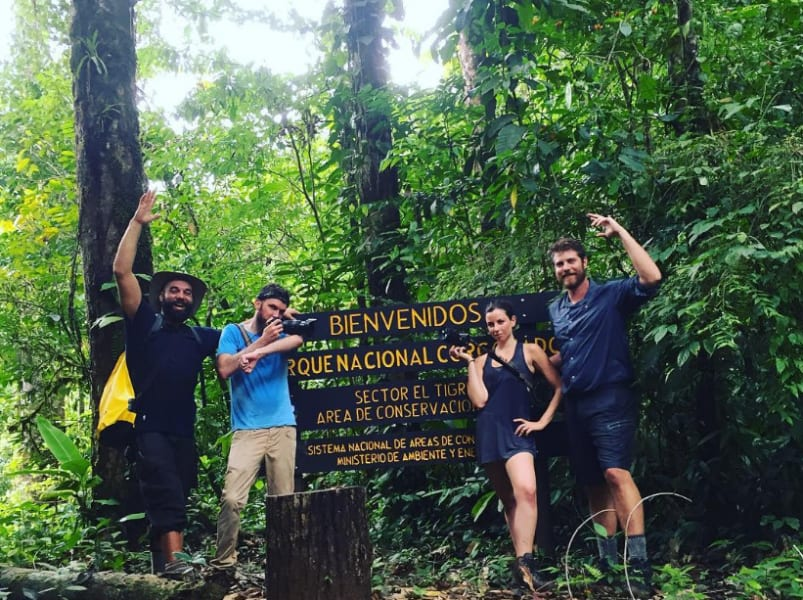 Conservation Association of Dos Brazos Corcovado Hike 'El Tigre' Dos Brazos Costa Rica undefined