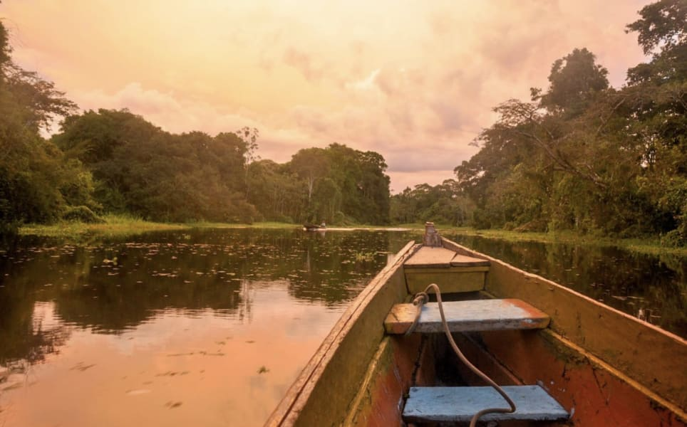 Impulse Travel Colombian Amazon: Jungle, Landscapes and Local Communities undefined Colombia undefined