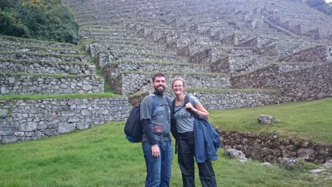 Quechuas Expeditions Hike the Inca Trail to Machu Picchu Cusco Peru