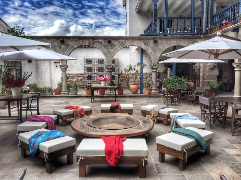 El Mercado El Mercado Hotel Cusco Peru undefined