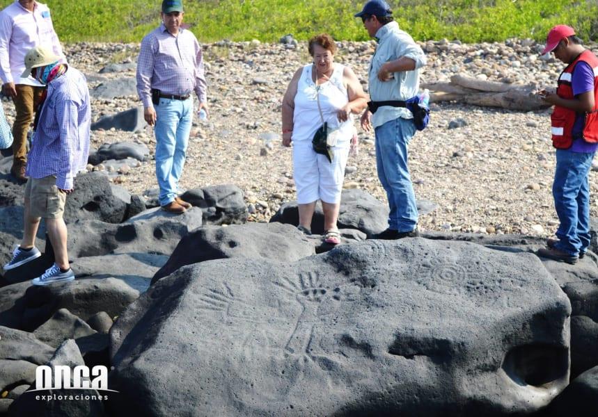 Onca Explorations Las Labradas Petroglyphs Mazatlan Mexico undefined