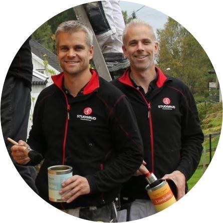 Roger og Bjørn Studsrud
