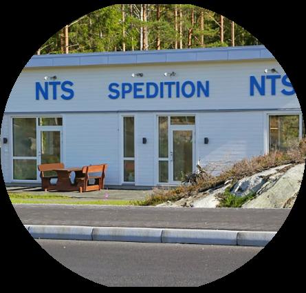 NTS sine kontorer på Ørje-grensen.