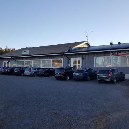 Kontoret på Kjølen, Ørje