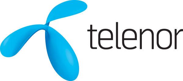 Illustrasjon av Telenor logo