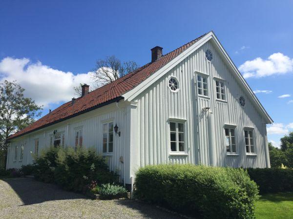 Referanse Eidsberg prestegård