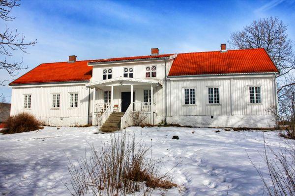 Studsrud referanser Spydeberg Prestegård