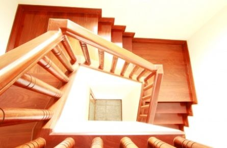 Illustrasjonsbilde av trapp.