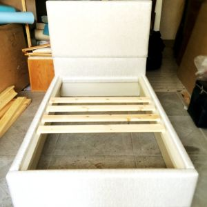 Handmade Bed Frame - comes in single, double, king size