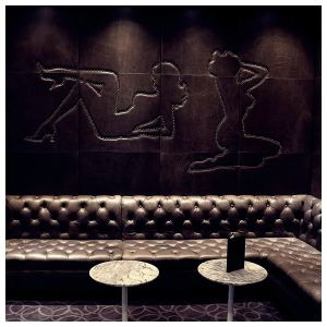 Faux Leather Wall Panels - Perfect Decoration to any Bar