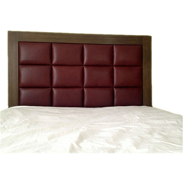 Bedford Headboard - Faux Leather Upholstered Bed Head2