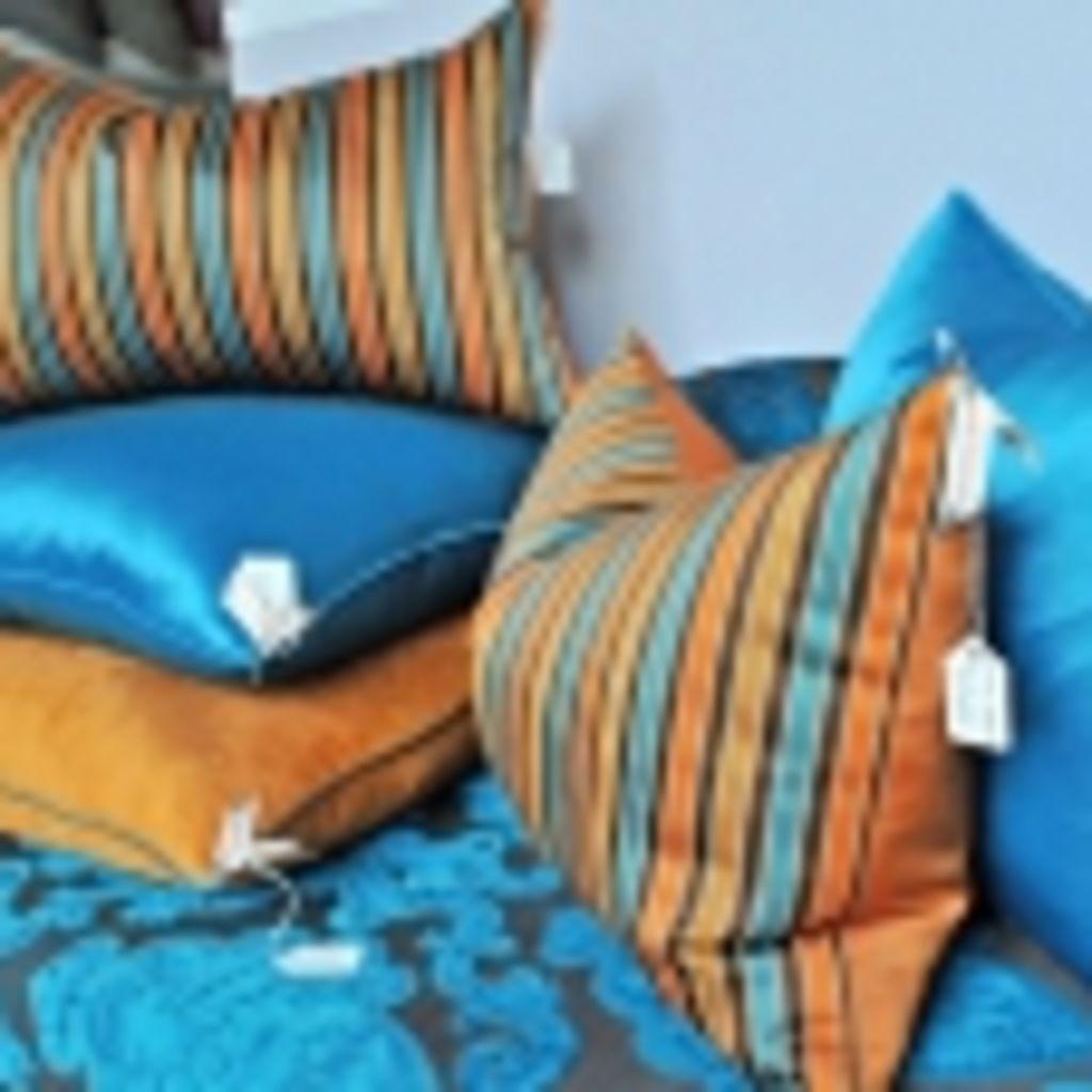 Cushions-Handmade-Curtains-Blinds-Service-London-Cushion-Company