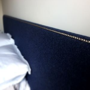 Nail Headboard - Give your stylish bedding a worthy backdrop