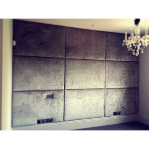 Upholstered Wall Tiles - Home Decoration Service By London Headboards