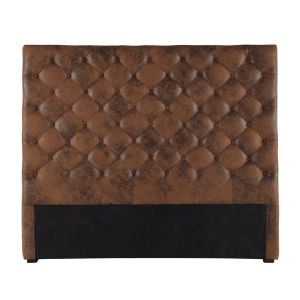 Leather Headboard - London Headboards Shop in Clapham Common