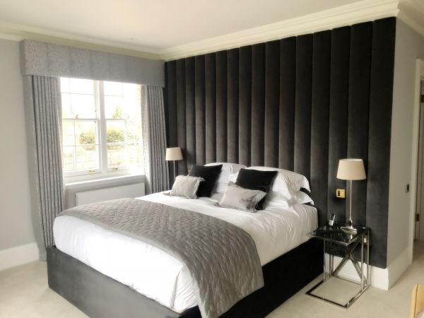 Interior Design Trends 2018 - Blinds, Chaise lounge sofa, Headboards