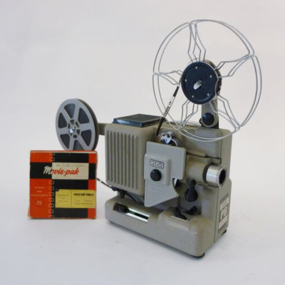 Vintage Movie Cameras and Projectors