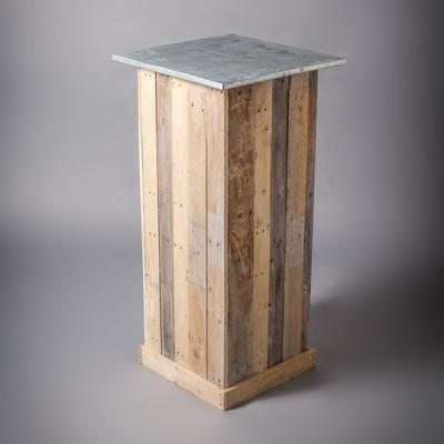 Plinths & Poseur Tables