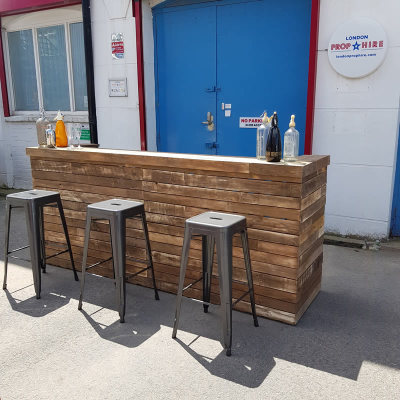 Bars & Serving Stations