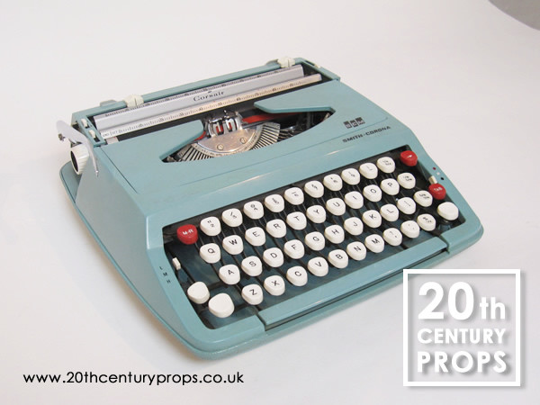 1: Retro Typewriter