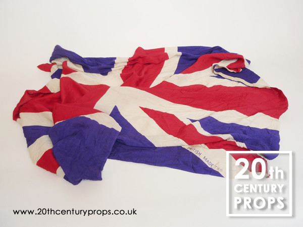 1: Union Jack Flag - Small