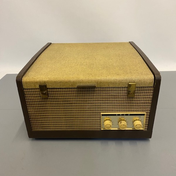 4: EKCO Vintage Record Player - fully working