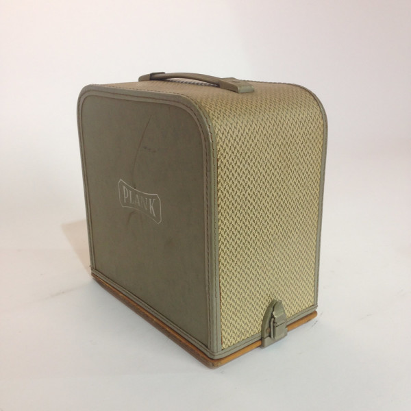 4: Noris Plank 8mm Film Portable Projector with Case