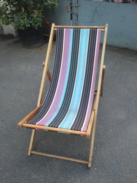 16: Vintage Deckchairs - QTY 20