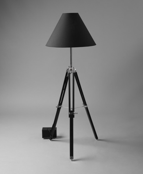 2: Tripod Lamp