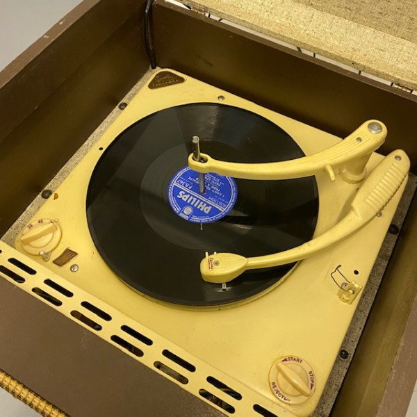 1: EKCO Vintage Record Player - fully working
