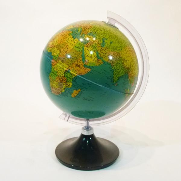 1: Vintage globe