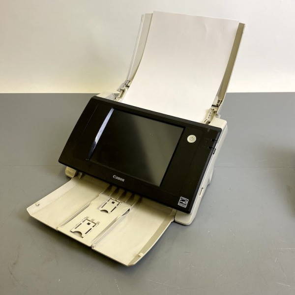 6: Working Canon scanner