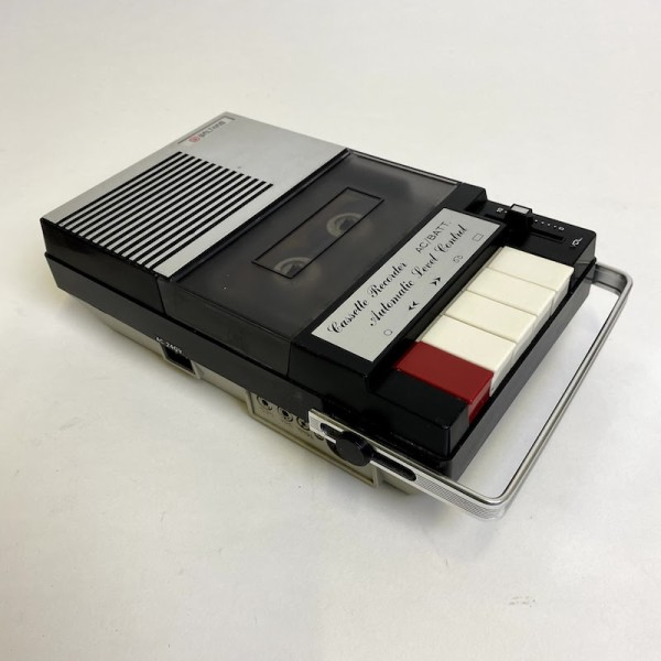 2: Fully working Waltham cassette recorder