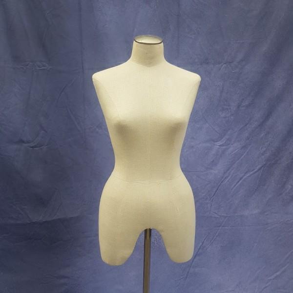 2: Vintage style female dressmaker mannequin