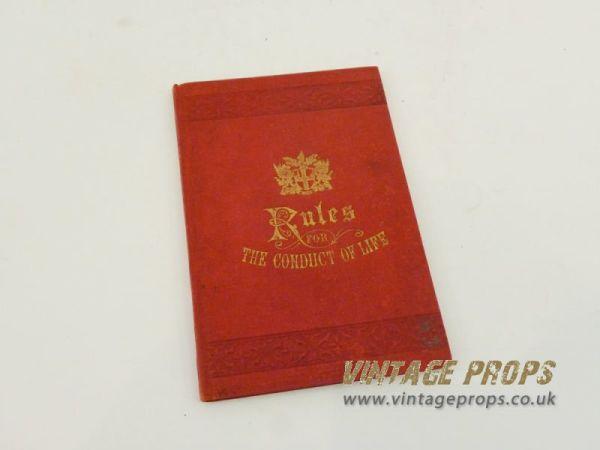 1: Vintage book