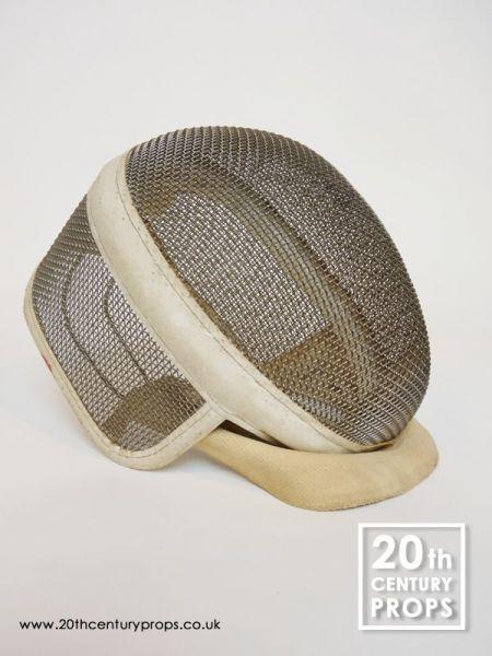 1: Vintage Fencing Mask