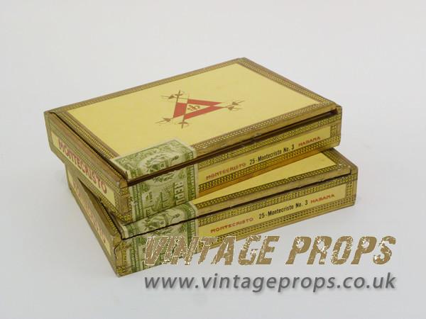 1: Monte Cristo Cigar Box