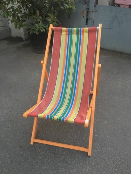 12: Vintage Deckchairs - QTY 20
