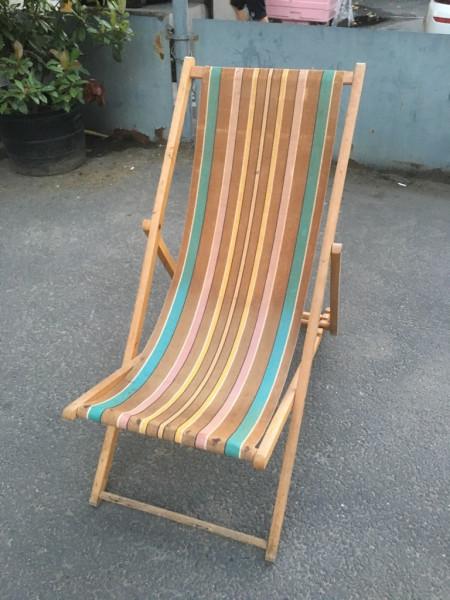 9: Vintage Deckchairs - QTY 20