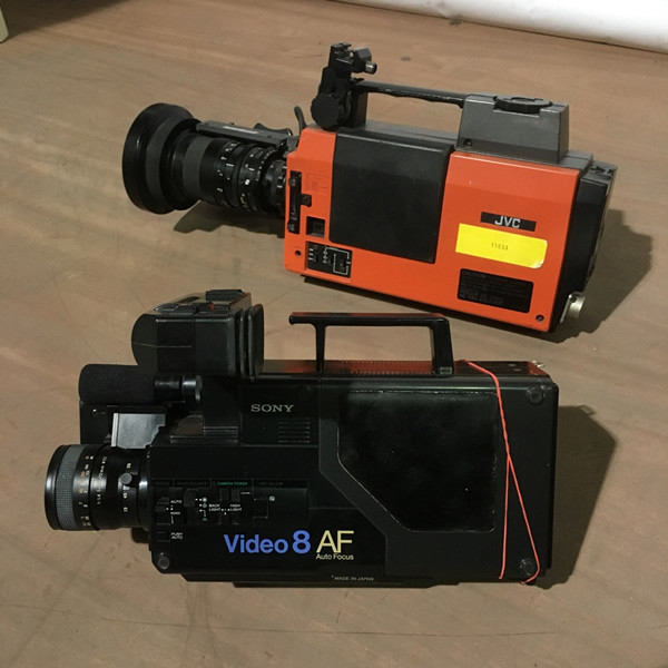 5: Retro 'SONY'film camera