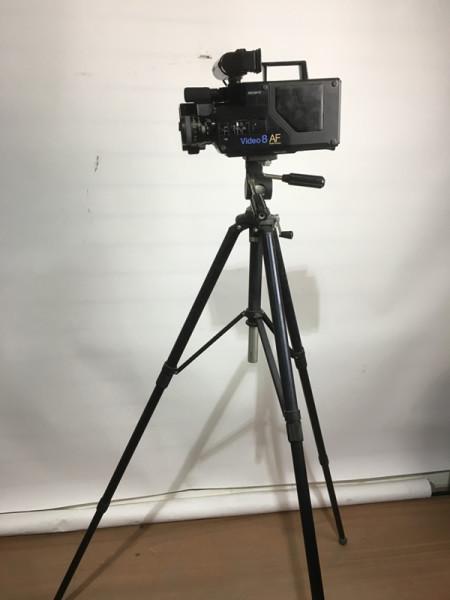 1: Retro 'SONY'film camera