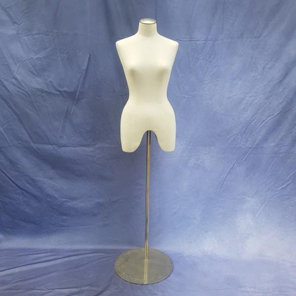 3: Vintage style female dressmaker mannequin