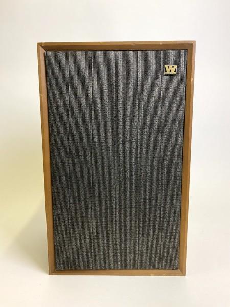 3: 2 fully working Wharfedale speakers