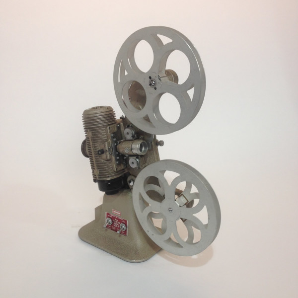 2: Non practical Bell & Howell 8mm Film Projector