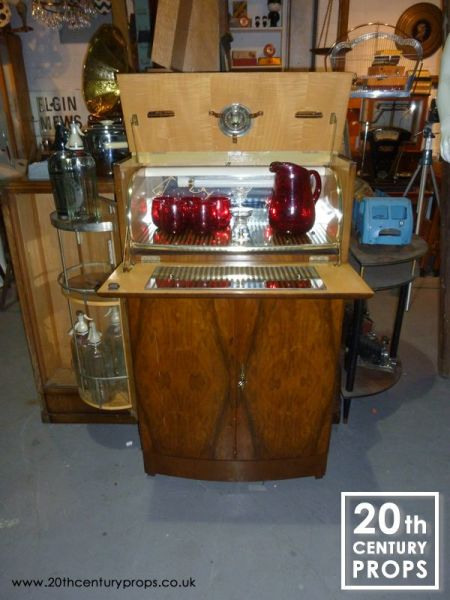 1: 1950's Cocktail Bar